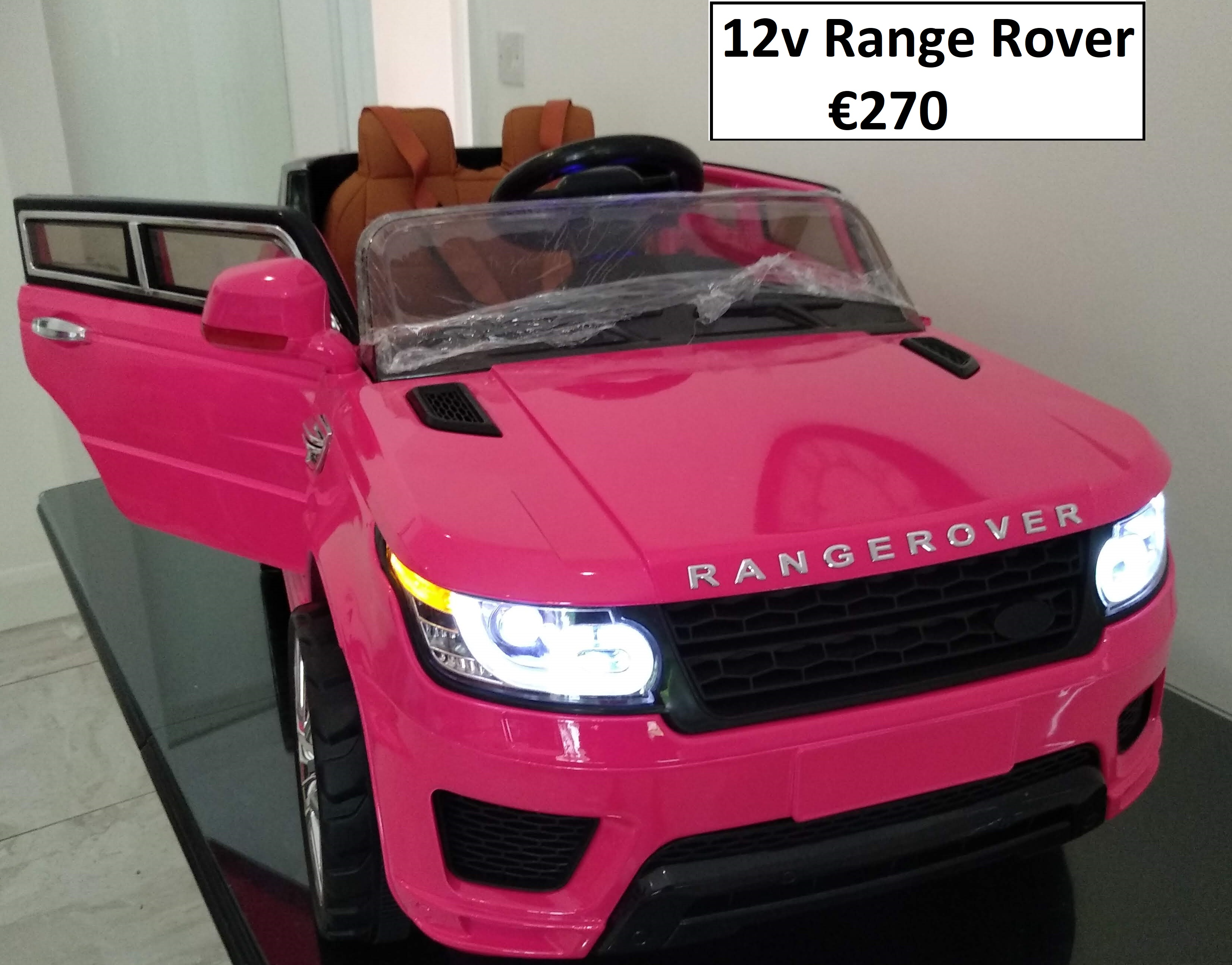 Pink Range Rover Kids Cheaper Than Retail Price Buy Clothing Accessories And Lifestyle Products For Women Men
